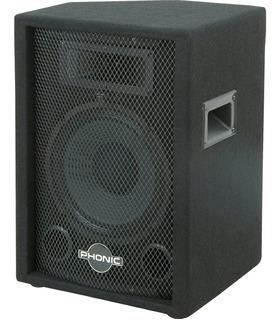 Monitor Phonic Sem710 10 Tw 150w X Unidad