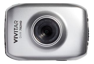 Cámara 5.1 Mpx Blanco Video Hd 720p Dvr782hd Vivitar