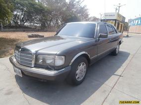 Mercedes Benz Clase Sl Automatico