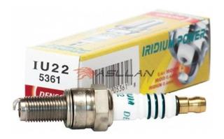 Vela De Ignição Denso Iridium Power Iu22 (kawasaki Vulcan 8