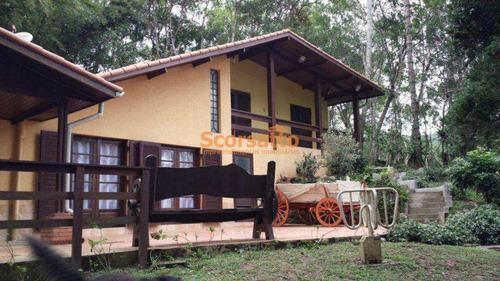 Chácara Com 3 Dorms, Palmeiras, Itapecerica Da Serra - R$ 1 Mi, Cod: 300 - V300