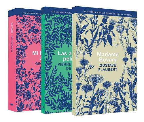 Clarín Colección Literatura Romántica Set 3 De 3 Libros
