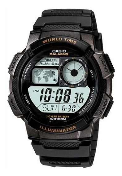 Reloj Casio Modelo Ae-1000w-1a Original Mas Envio Sin Costo
