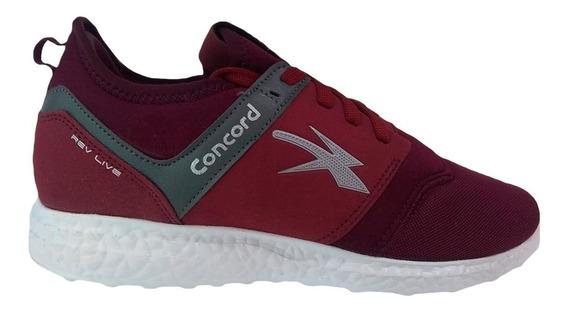 Tenis Running Concord R082uv Envío Gratis Express