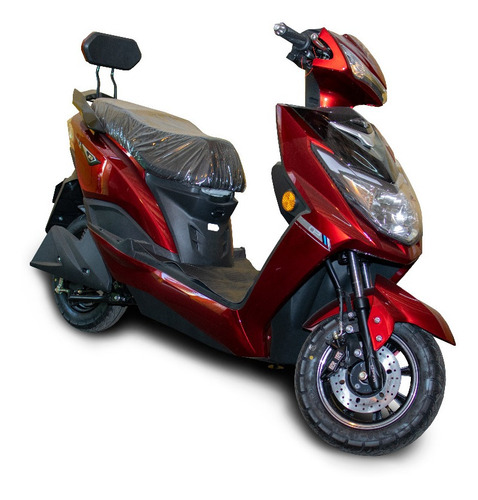 Imagen 1 de 11 de Motos Electricas . Mas Casco De Regalo Mas Pilot De Lluvia