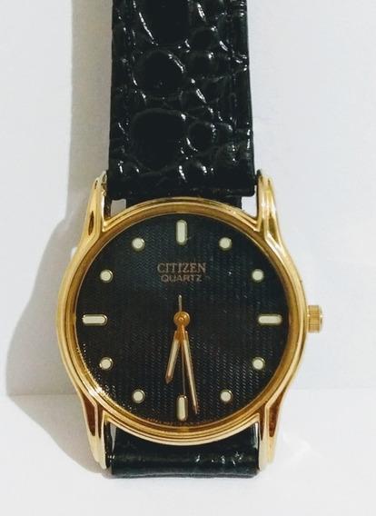 Reloj Para Caballero Citizen Quartz Usado Buenas Condiciones
