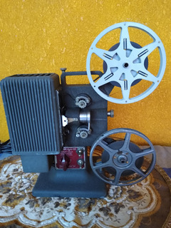 Precioso Proyector Kodak Kodascope De 1938 Con Lampara Nueva
