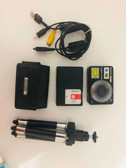 Câmera Sony Cyber Shot Dsc-w120