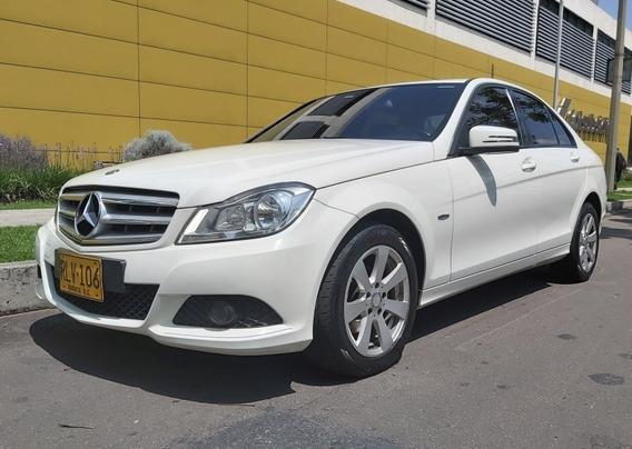 Mercedes-benz Clase C C180 Cgi At