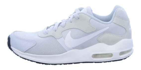 Nike Sb Air Max Guile Pure Platinum White