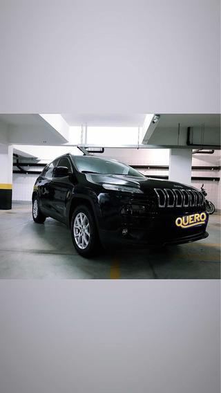 Jeep Cherokee 3.2 Longitude Aut. 5p 2015