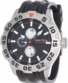 Reloj Nautica Hombre N15564g Sumergible 100mts