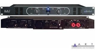 Potencia Sla1 Art Dj Audio Consola Equipo Sonido Parlante