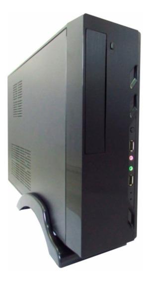 Gabinete Micro-atx Itx Mini Pc I3 I5 I7 Com Fonte 200w Kmex