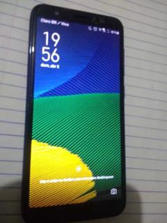 Smartphone Asus Zenfone Live L2 Za550kl 2gb/32gb - Azul