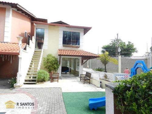 Sobrado Com 3 Dormitórios À Venda, 140 M² Por R$ 900.000,00 - Jardim Aeroporto - São Paulo/sp - So1340
