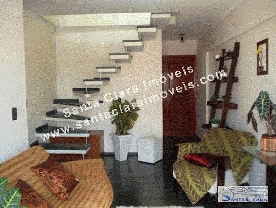 Cobertura Duplex À Venda, Campo Grande, São Paulo - Ap0277. - Ap0277