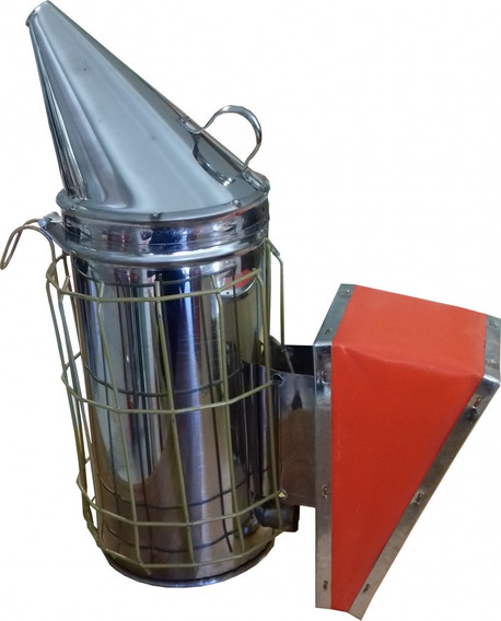 Ahumador De Acero 5x10 C/protector
