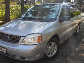 Ford Freestar 3.9 Minivan Lx Plus At 2005