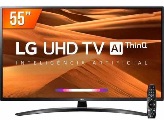 Smart Tv Led 55 Ultra Hd 4k Lg 55uk6360psf