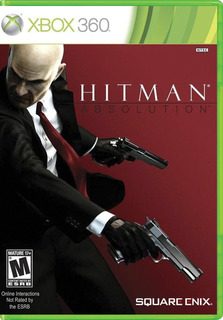 Hitman Absolution Xbox 360 Físico Nuevo