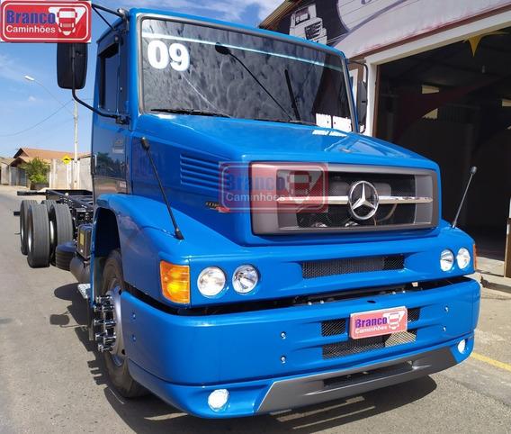 Mb L 1620 Eletrônico,ano 2009,o Mais Novo Do Brasil,nota 10!