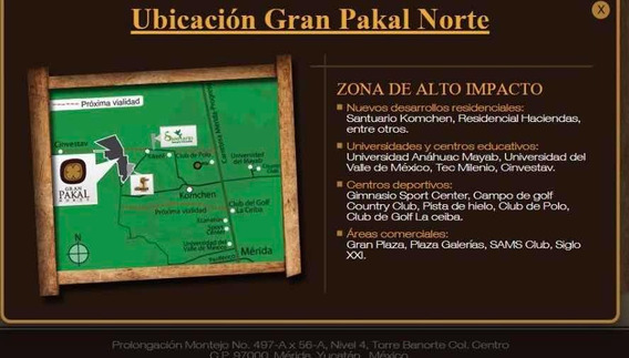 Aprovecha!!!terreno 947 M2 Cerca De Merida.es Propiedad!!!