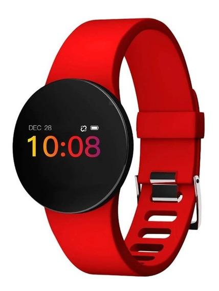 Relógio Smart-inteligente Andróid- Ios-mede Pressão Arterial