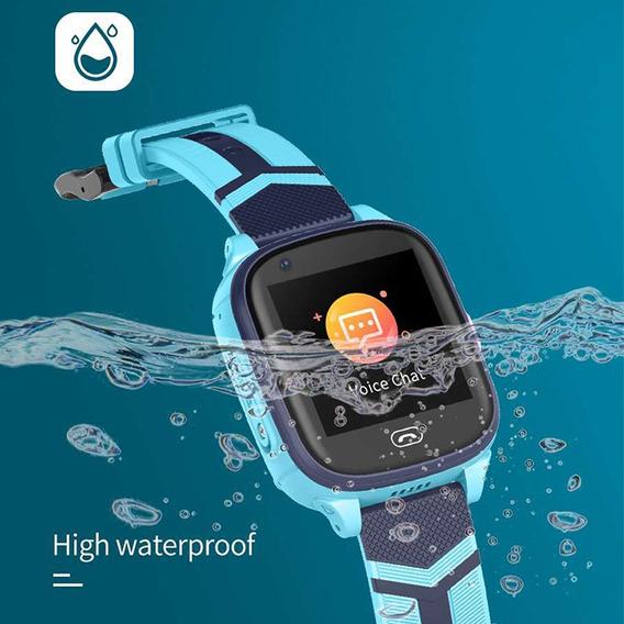 A60 Smartwatch Crianças Sim Chamada De Vídeo Gps Relógio