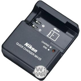 Carregador Para Baterias Nikon, Mh-23