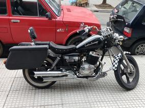 Motomel Cusstom Dresser 250