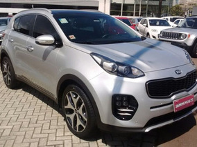Kia Sportage Ex 4x2 2.0 16v At Flex 2016/2017 1555