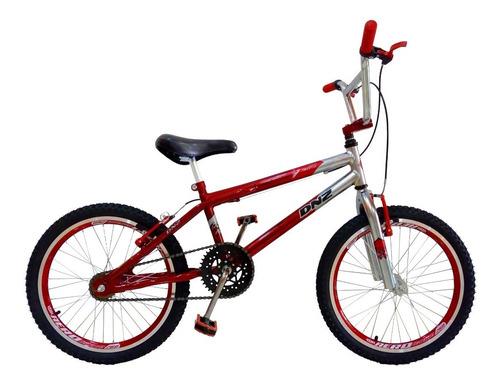 Imagem 1 de 3 de Bicicleta Samy Cross Aro 20 C/ Aros Aero