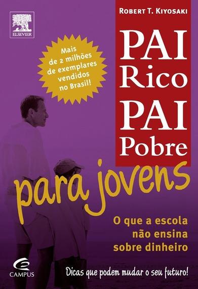 Pai Rico Pai Pobre Para Jovens, Elsevier Livro