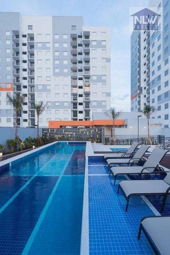 Apartamento Com 3 Dormitórios À Venda, 61 M² Por R$ 538.777,00 - Tatuapé - São Paulo/sp - Ap0165