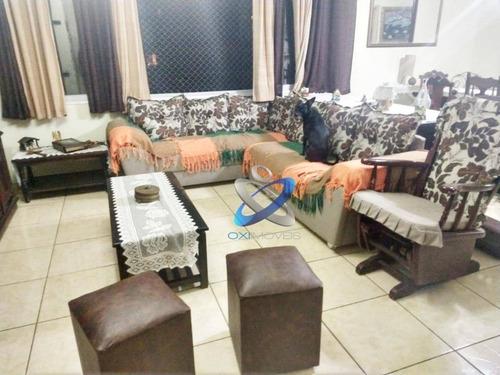 Apartamento 120m² Na Vila Adyana, 3 Dormitórios - Ap2414