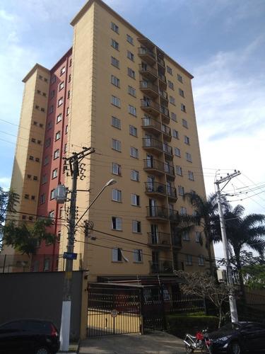 Próximo Estação Metrô Campo Limpo 3 Dormitórios 75 M² 1 Vaga - Ap00058 - 68578334