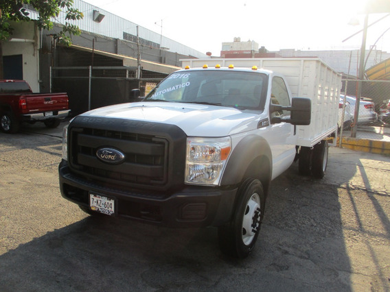 Ford 450 2016