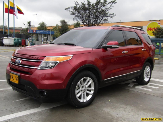 Ford Explorer Limited At 3.5