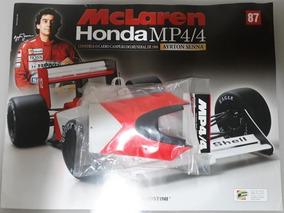 Mclaren Mp4/4 Senna Deagostini - 87 - Carenagem Bicolor