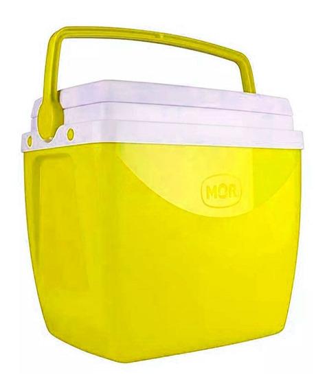 Caixa Térmica Mor 34l - Amarela