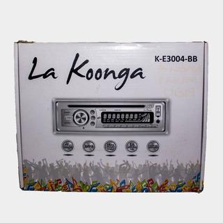 Reproductor De Sonido De Carro La Koonga K-e3004-bb