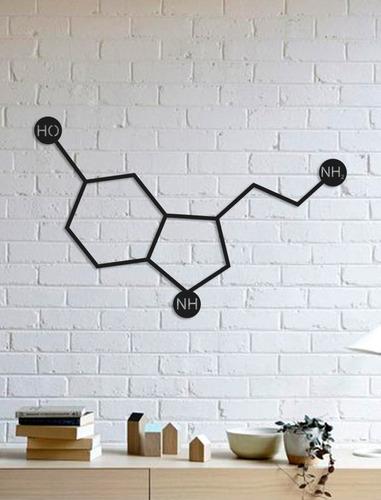 Imagem 1 de 2 de Quadro Decorativo Parede Diversos Elementos Químicos 90cm