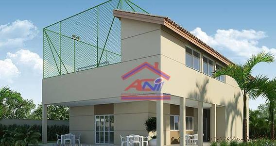 Apartamento Com 2 Dormitórios À Venda, 56 M² Por R$ 250.000 - Vila Felice - Hortolândia/sp - Ap0061