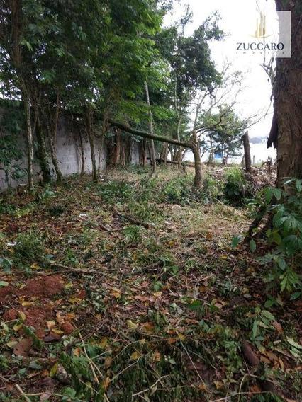 Terreno Residencial À Venda, Perobal, Arujá. - Te0694