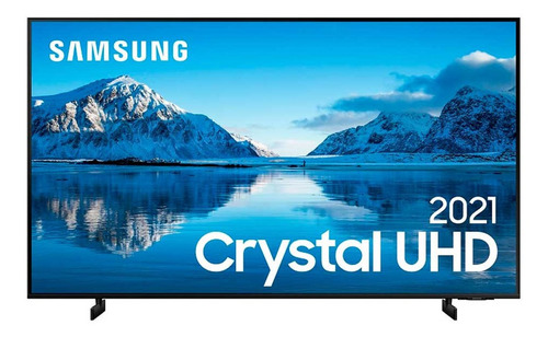 Smart Tv Samsung 60 Polegadas Crystal Uhd 4k