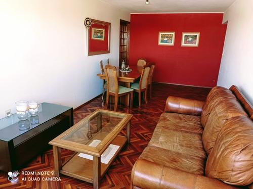 Impecable Apartamento De 3 Dormitorios Sobre Luis Alberto De