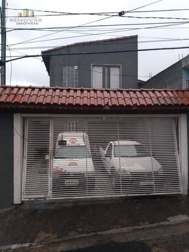Imagem 1 de 11 de Sobrado Com 2 Dormitórios À Venda, 89 M² Por R$ 370.000,00 - Jardim São José - São Paulo/sp - So0405