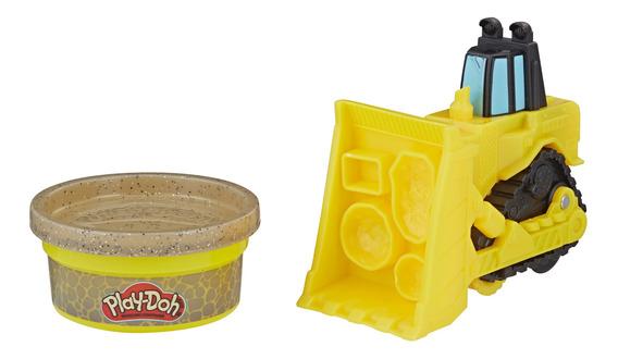 Mini Vehículo Tractor Play-doh Wheels
