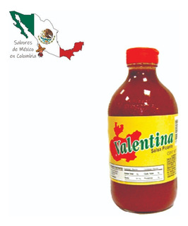 Salsa Mexicana Salsa Valentina